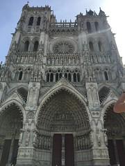 Catedral de Amiens. Amiens (Francia)