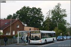 Heuliez Bus GX 317 – Transdev CTA (Compagnie des Transports de l'Atlantique) (STAO PL, Société des Transports par Autocars de l'Ouest – Pays de la Loire) n°71620 / TAN (Transports en commun de l'Agglomération Nantaise) n°9028 ex Semitan n°127