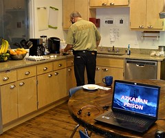 Azkaban Prison Kitchen worker