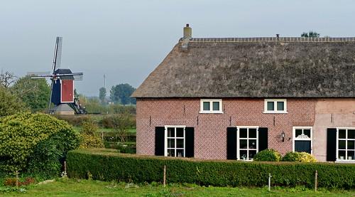 Mühle in Nederasselt-Heumen, De Maasmolen