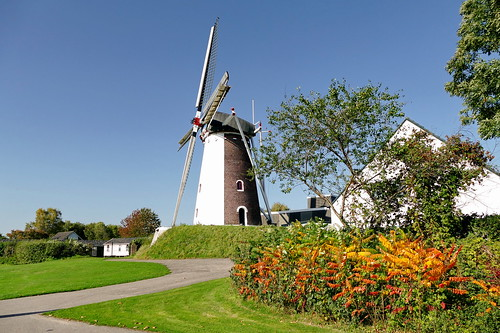 Mühle in Loil, De Korenbloem