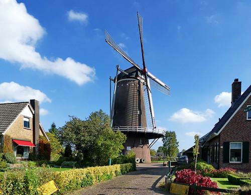 Mühle in Varsseveld, De Engel