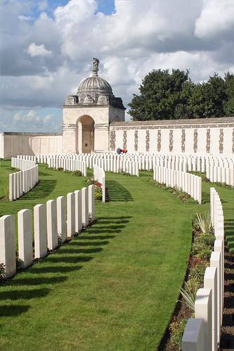 Tyne Cott War Cemetery