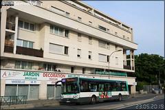 Irisbus Citélis 12 – RATP (Régie Autonome des Transports Parisiens) / Île de France Mobilités n°5249