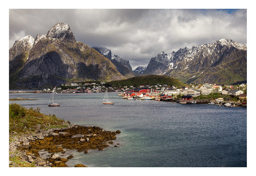 Reine @ The Lofoten Islands