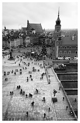 Christmas Tree and Castle Square