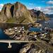 Hamnøy, Norway - 22.09.2019