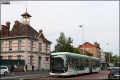 Irisbus Créalis 18 – RATP (Régie Autonome des Transports Parisiens) / Île de France Mobilités n°4001