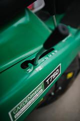 Mover transmission closeup