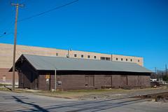 T & BV Freight Depot - Waxahachie, Texas