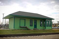 Carrollton, Texas Depot