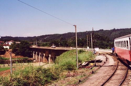 Ponte sobre o Rio Vouga, Sernada do Vouga - Portugal