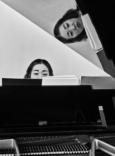 Homage to Arnold Newman and Stravinsky
