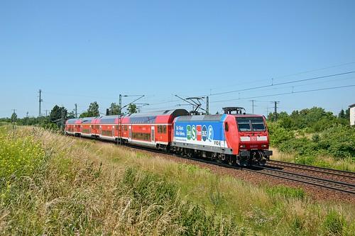 146 017 DB, Zeithain