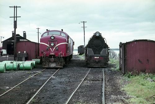 New Zealand Railways 125