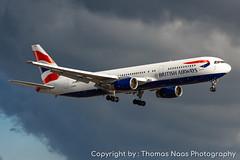British Airways, G-BNWA
