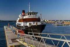 Tallinn: Port Noblessner