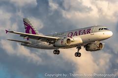 Qatar Airways, A7-CJA