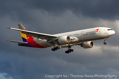 Asiana Airlines, HL7500