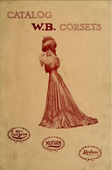 Vintage Corset Catalog: by Weingarten Brothers (New York, N.Y.)  Publication date 1895 ca.