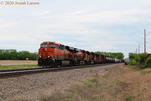 BNSF 6984 West