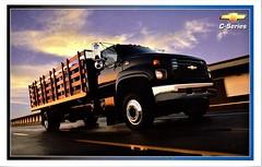 2002 Chevrolet C-Series Stake Truck