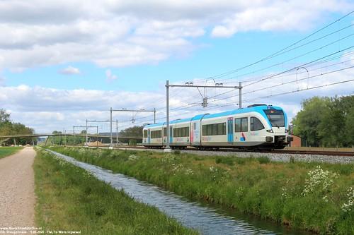 Arriva (BrengDirect) 5044 - Elst 11-05-2020.