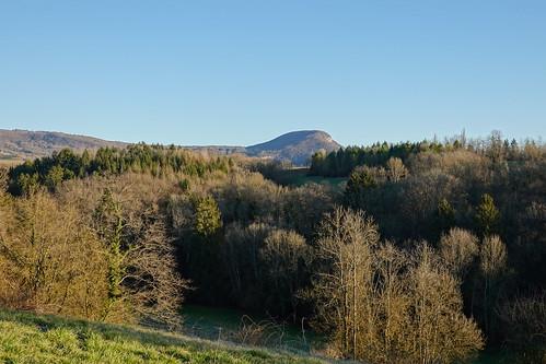 Montagne de la Mandallaz @ Mésigny