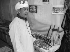 Traditional Medicine Vendor