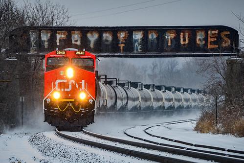 Whole train screams fresh