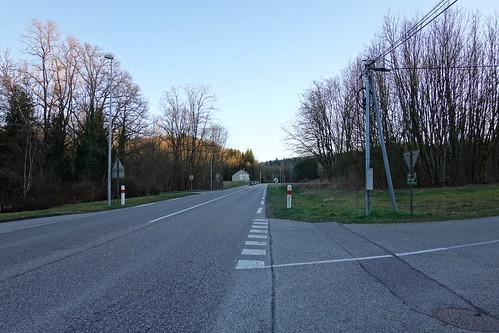 Route de Paris @ Mésigny