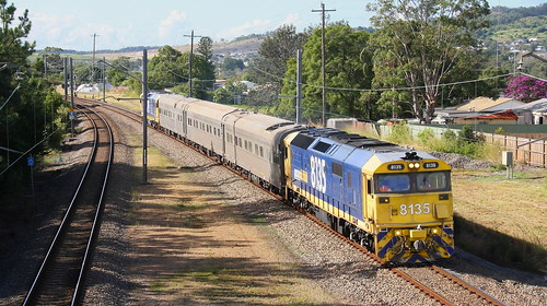 SYDNEY TRAINS NK12 AK TRACK INSPECTION TRAIN - TERALBA 17th May 2020