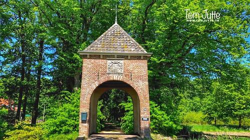 Het poortje van Groenestein, Nederlangbroek, Netherlands - 3522