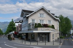 Buchs SG - Cafe Rhyner (History)