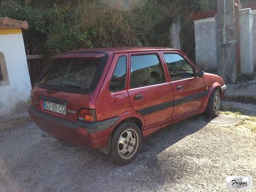Rover 114 GSD - Lorvão