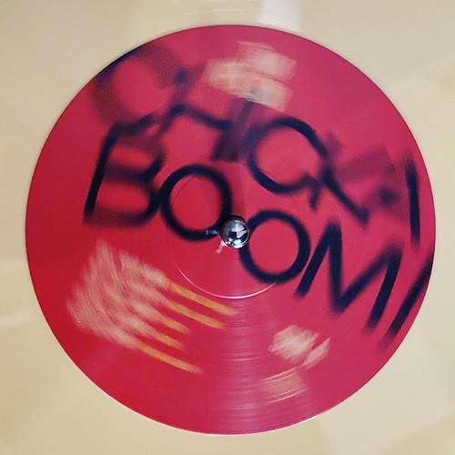 Chickaboom. Tami Neilson on cream vinyl