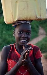 Happy Girl, Jie Tribe