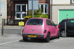 PT Cruiser in the Pink