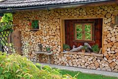 Mittenwald - Ortsmitte (87) - Gartenlaube