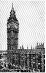 1943 Postcard 03a Big Ben