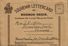 1943 Bognar Regis Cover