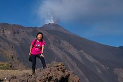 Friend, Mount Etna, Catania, Sicily, 意大利