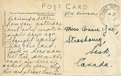 1943 Postcard Marble Arch 14b