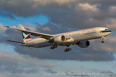 Cathay Pacific, B-KQJ