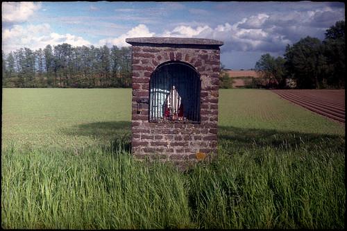 Une modeste chapelle