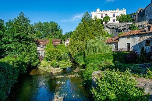 Bourdeilles, Dordogne