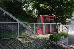 Rheineck - Castle Funicular