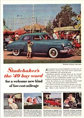 1949 Studebaker Champion 4-Door Sedan