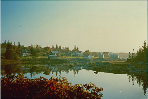 Vinalhaven Maine October 1984 4