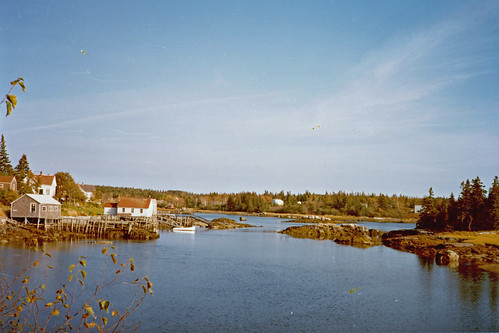Vinalhaven Maine October 1984 1